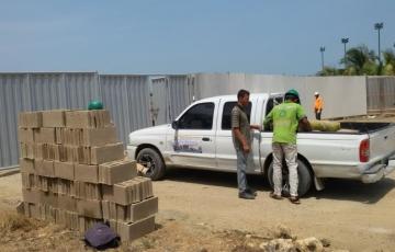 Obra Civil -Karibana (Adecuación de Terreno Campamento)
