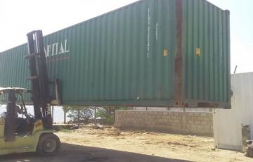 Transporte - Servicio Montacarga
